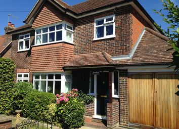 Thumbnail 4 bed detached house for sale in Bryanstone Avenue, Guildford, Surrey