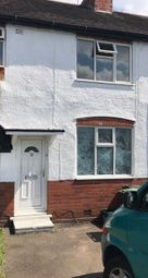 Thumbnail 3 bedroom terraced house to rent in Thorns Road, Brierley Hill