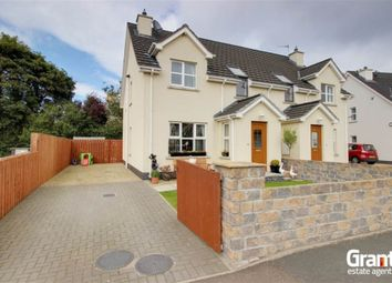 Thumbnail 3 bed semi-detached house for sale in 2 Olivers Close, Portaferry, Ballygalget, Co Down BT22, Portaferry,
