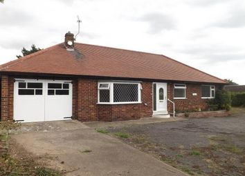 Thumbnail 3 bed bungalow to rent in Suttonfield Road, Sutton, Doncaster