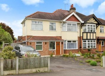 Thumbnail 4 bed semi-detached house for sale in Kilworth Avenue, Shenfield, Brentwood, Essex