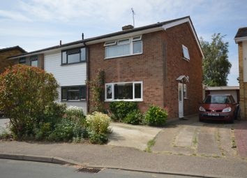Thumbnail 2 bed semi-detached house for sale in Jeffrey's Road, Cressing, Braintree