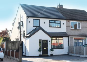 3 bed semi-detached house for sale in Lincoln Green, Liverpool L31