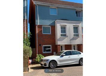 Thumbnail 4 bed end terrace house to rent in Wraysbury Drive, West Drayton