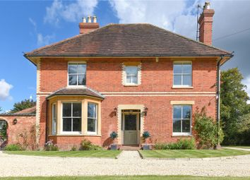 Thumbnail 6 bed detached house for sale in Hyde End Road, Shinfield, Reading, Berkshire