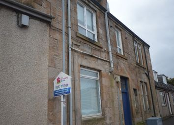 Thumbnail 1 bed flat to rent in Argyle Street, Stonehouse, South Lanarkshire
