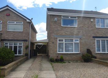 Thumbnail Semi-detached house to rent in Sacriston Close, Billingham
