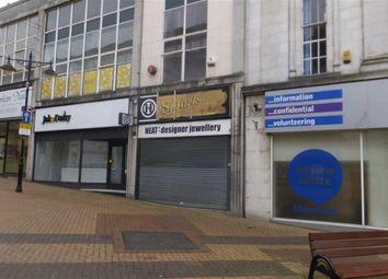 Thumbnail Retail premises to let in 18, Regent Street, Mansfield, Notts