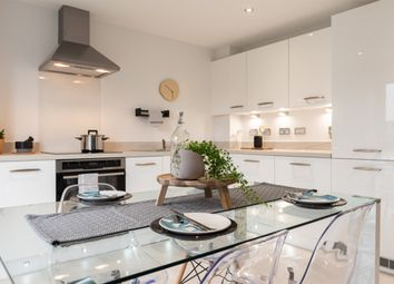"Thumbnail 3 bed terraced house for sale in ""Coull"" at Frogston Road East, Edinburgh"