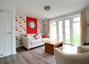 Thumbnail 4 bedroom semi-detached house for sale in Clover Rise, Woodley, Reading, Berkshire