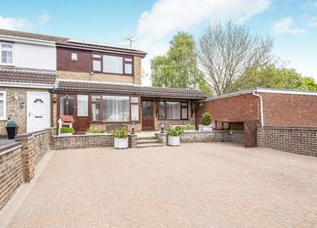 Thumbnail 3 bed semi-detached house for sale in Manor Road, Barlestone, Nuneaton, Warwickshire