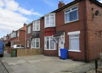 Thumbnail 2 bed flat to rent in Newsham Road, Blyth