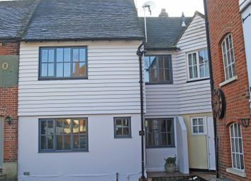 Thumbnail 2 bed terraced house to rent in Miller\'s Yard, Tudor Road, Wincheap, Canterbury