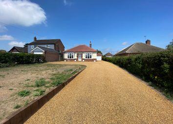Thumbnail 2 bed detached bungalow for sale in Norwich Road, Ludham, Great Yarmouth