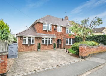 Thumbnail 4 bed semi-detached house for sale in Chapel Lane, Drayton Parslow, Milton Keynes