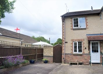 Thumbnail 2 bed end terrace house for sale in Wilkins Close, Swindon