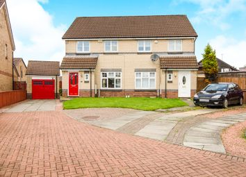 Thumbnail 3 bed semi-detached house for sale in St. Joseph's Place, Glasgow