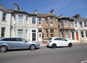 Thumbnail 3 bed terraced house to rent in Knighton Road, St Judes, Plymouth