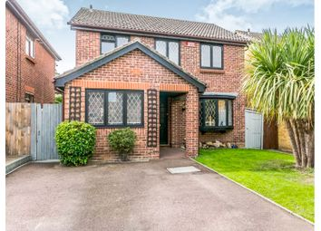 Thumbnail 4 bed detached house for sale in The Mead, West Malling