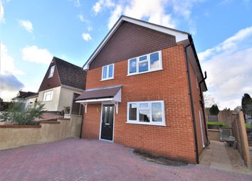 Thumbnail 3 bed detached house for sale in Elm Road, Farnham