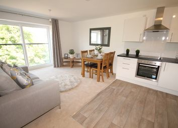 Thumbnail 2 bed flat for sale in Flat 27 Riverview House, Harrow Close, Bedford