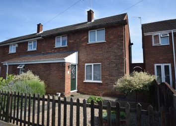 Thumbnail 3 bed semi-detached house for sale in Anzio Crescent, Lincoln