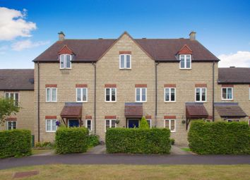 Thumbnail 4 bed terraced house to rent in Harvest Way, Witney, Oxfordshire