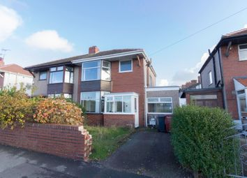 Thumbnail 3 bed semi-detached house for sale in Schneider Road, Barrow-In-Furness