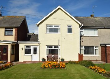 Thumbnail 3 bed semi-detached house for sale in West Shore Road, Walney, Cumbria