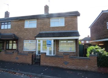 Thumbnail 3 bedroom end terrace house for sale in Gordon Avenue, West Bromwich
