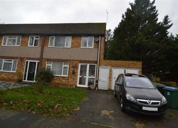 Thumbnail 3 bed semi-detached house for sale in Chapel Close, Watford, Herts
