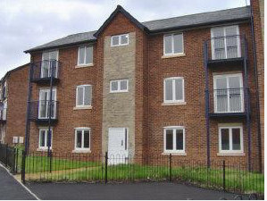 Thumbnail 2 bed flat to rent in Boatmans Walk, Oldham
