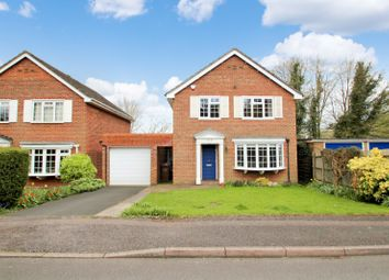 Thumbnail 4 bed detached house to rent in Oakfield Drive, Reigate