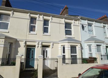 Thumbnail 2 bedroom terraced house for sale in South Milton Street, Plymouth, Devon