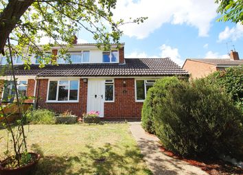 Thumbnail 4 bed end terrace house for sale in Blackmore Walk, Rayleigh