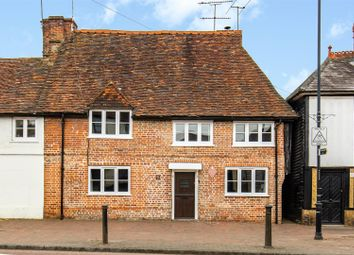 Thumbnail 4 bed semi-detached house for sale in High Street, Brasted, Westerham
