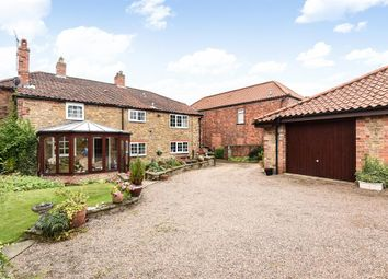Thumbnail 5 bedroom detached house for sale in High Street, Burton-Upon-Stather, Scunthorpe