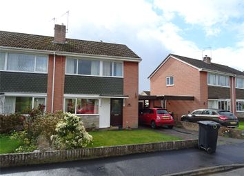 Vyrnwy Road, Oswestry, Shropshire SY11. 3 bed semi-detached house for sale