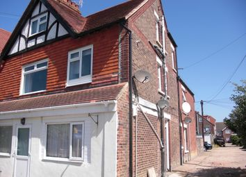 Thumbnail 1 bed flat to rent in Selborne Road, Littlehampton
