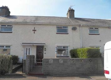 Thumbnail 3 bedroom terraced house for sale in Islwyn Road, Mayhill, Swansea