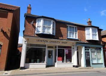 Thumbnail Retail premises for sale in 44 High Street, Leiston, Suffolk