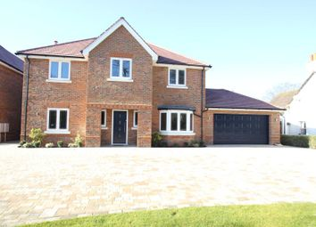Thumbnail 5 bed detached house to rent in West End, Woking, Surrey