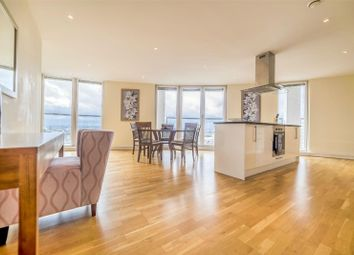 Thumbnail 2 bed property for sale in Trinity Tower, 28 Quadrant Walk, London
