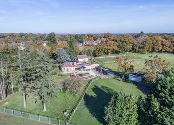 Thumbnail 6 bed equestrian property for sale in Arnewood Bridge Road, Sway, Lymington