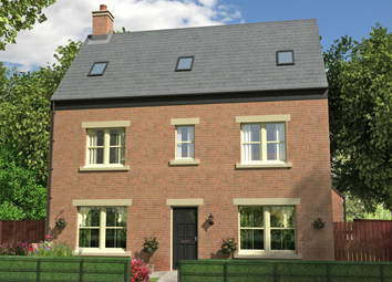 Thumbnail 5 bed detached house for sale in St.John's Place, Alnwick