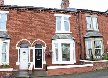 Thumbnail 4 bed terraced house for sale in Currock Road, Carlisle