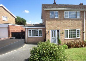 Thumbnail 3 bedroom semi-detached house to rent in Tyn-Y-Cae, Alltwen, Pontardawe, Swansea