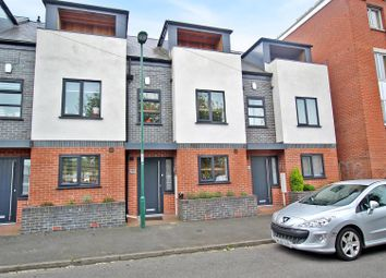 Thumbnail 3 bed town house for sale in Sceptre Street, Sherwood, Nottingham