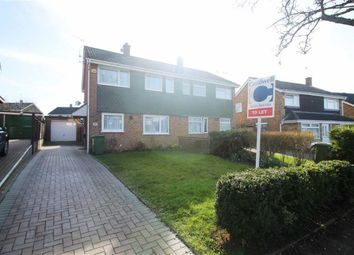 Thumbnail 3 bed semi-detached house to rent in Spenlows Road, Bletchley, Bletchley
