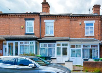 Thumbnail 3 bed terraced house for sale in Rawlings Road, Bearwood, West Midlands